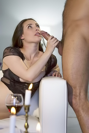 Casey Calvert Selfies With Cum On Face