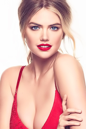 These lingerie photos of Kate Upton are so hot