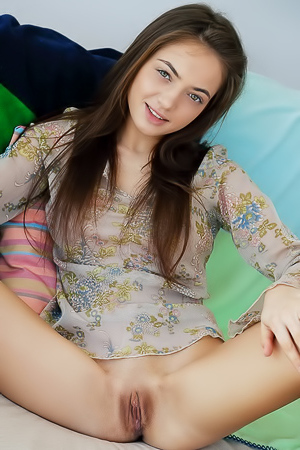 Angely Grace - Emerald Eyes