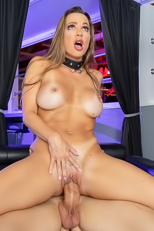 Pole Dancer Abigail Mac Fucking